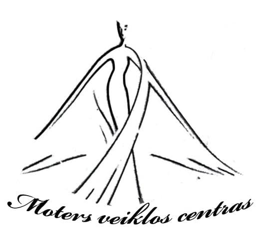 Marijampolės apskrities moters veiklos centro logotipas