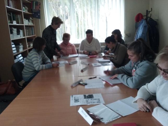 Marijampolės apskrities moters veiklos centro veikla - 1