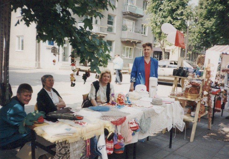 Marijampolės apskrities moters veiklos centro veikla - 4